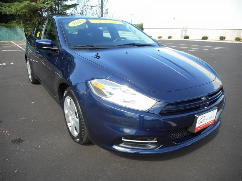 Pre-Owned 2013 Dodge Dart Aero FWD 4dr Car