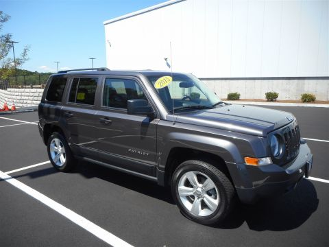 Pre-Owned 2015 Jeep Patriot  4WD