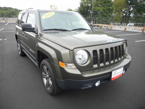 Pre-Owned 2015 Jeep Patriot High Altitude Edition 4WD