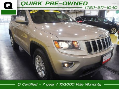 Certified Pre-Owned 2014 Jeep Grand Cherokee Laredo 4WD