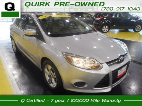 Certified Pre-Owned 2013 Ford Focus SE FWD 4dr Car