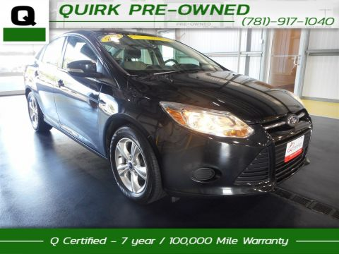 Certified Pre-Owned 2014 Ford Focus SE FWD 4dr Car