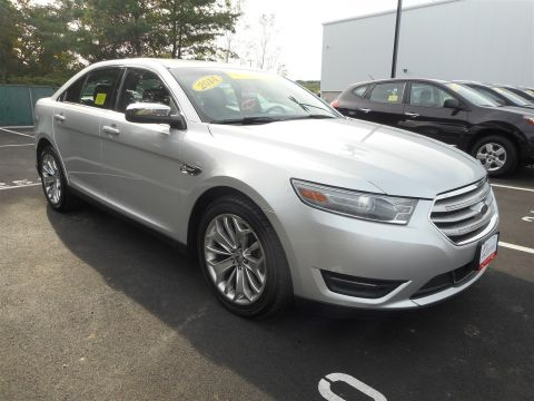 Pre-Owned 2014 Ford Taurus Limited FWD 4dr Car