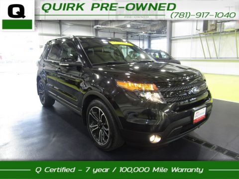 2015 Ford Explorer Sport AWD