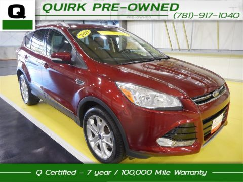Certified Pre-Owned 2014 Ford Escape Titanium 4WD