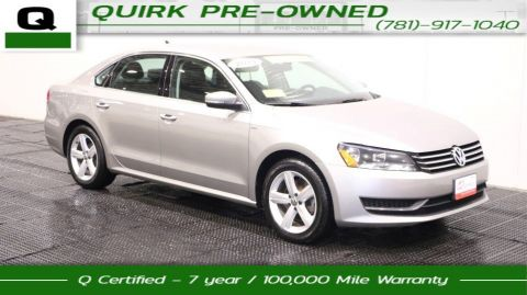 Certified Pre-Owned 2014 Volkswagen Passat S FWD 4dr Car