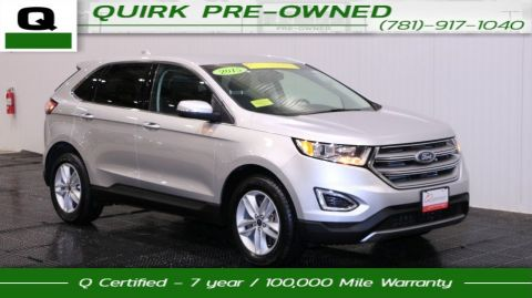 Pre Owned  Ford Edge