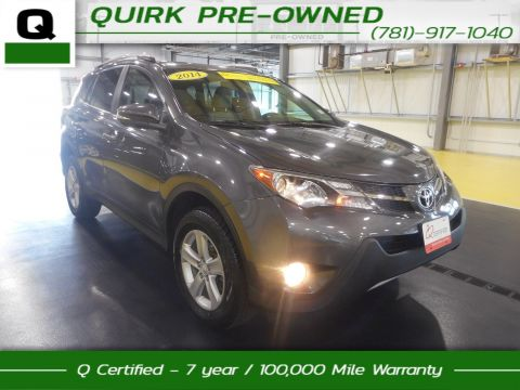 Certified Pre-Owned 2014 Toyota RAV4 XLE AWD