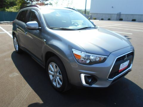 Pre-Owned 2015 Mitsubishi Outlander Sport 2.4 GT 4WD