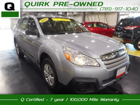 Certified Pre-Owned 2013 Subaru Outback 2.5i AWD
