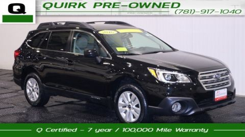 Certified Pre-Owned 2016 Subaru Outback 2.5i Premium AWD