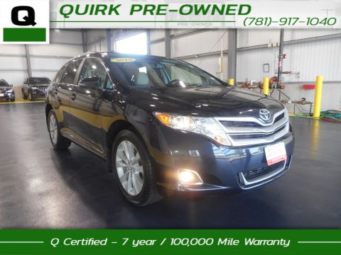 Certified Pre-Owned 2015 Toyota Venza LE AWD AWD