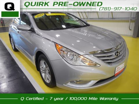 Certified Pre-Owned 2013 Hyundai Sonata GLS FWD 4dr Car