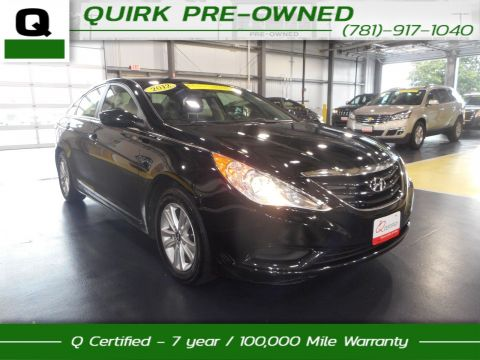 Certified Pre-Owned 2012 Hyundai Sonata  FWD 4dr Car
