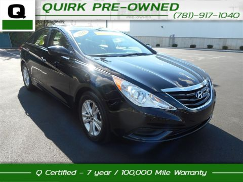 Certified Pre-Owned 2012 Hyundai Sonata GLS PZEV FWD 4dr Car