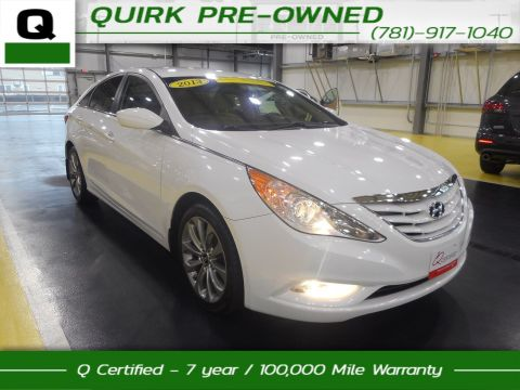 Certified Pre-Owned 2013 Hyundai Sonata  FWD 4dr Car