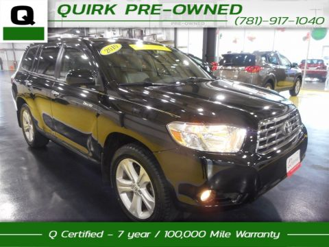 Certified Pre-Owned 2010 Toyota Highlander Limited 4WD