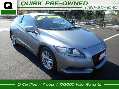 Certified Pre-Owned 2011 Honda CR-Z  FWD 2dr Car