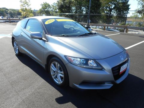 Pre-Owned 2011 Honda CR-Z  FWD 2dr Car