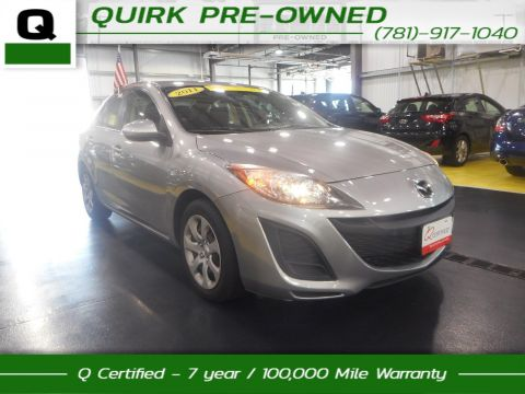 Certified Pre-Owned 2011 Mazda3 i Sport FWD 4dr Car