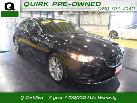 Certified Pre-Owned 2014 Mazda6 i Touring With Navigation