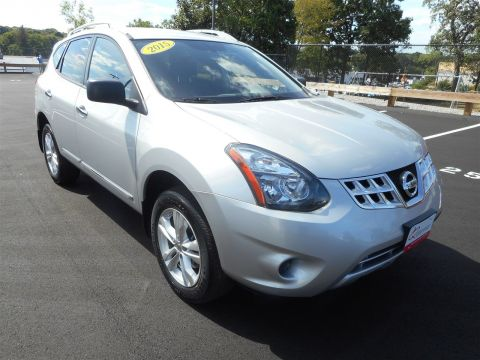 Pre-Owned 2015 Nissan Rogue Select S All Wheel Drive Sport Utility