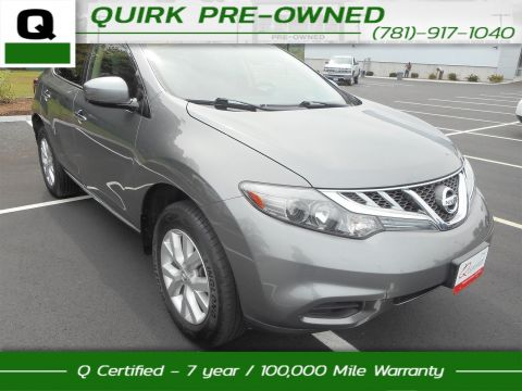 Certified Pre-Owned 2013 Nissan Murano S AWD
