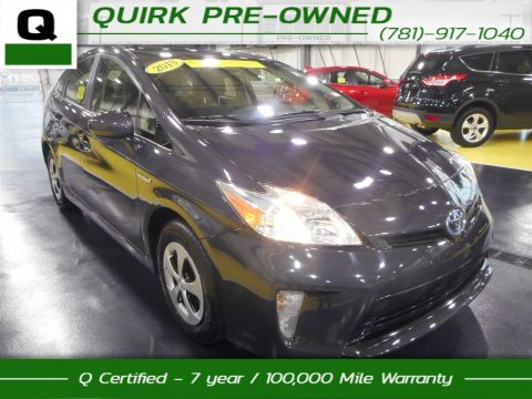 Certified Pre-Owned 2013 Toyota Prius Three With Navigation