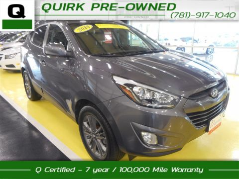 Certified Pre-Owned 2014 Hyundai Tucson Limited AWD
