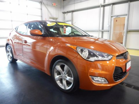 Pre-Owned 2014 Hyundai Veloster  FWD 3dr Car