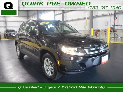 Certified Pre-Owned 2016 Volkswagen Tiguan  AWD