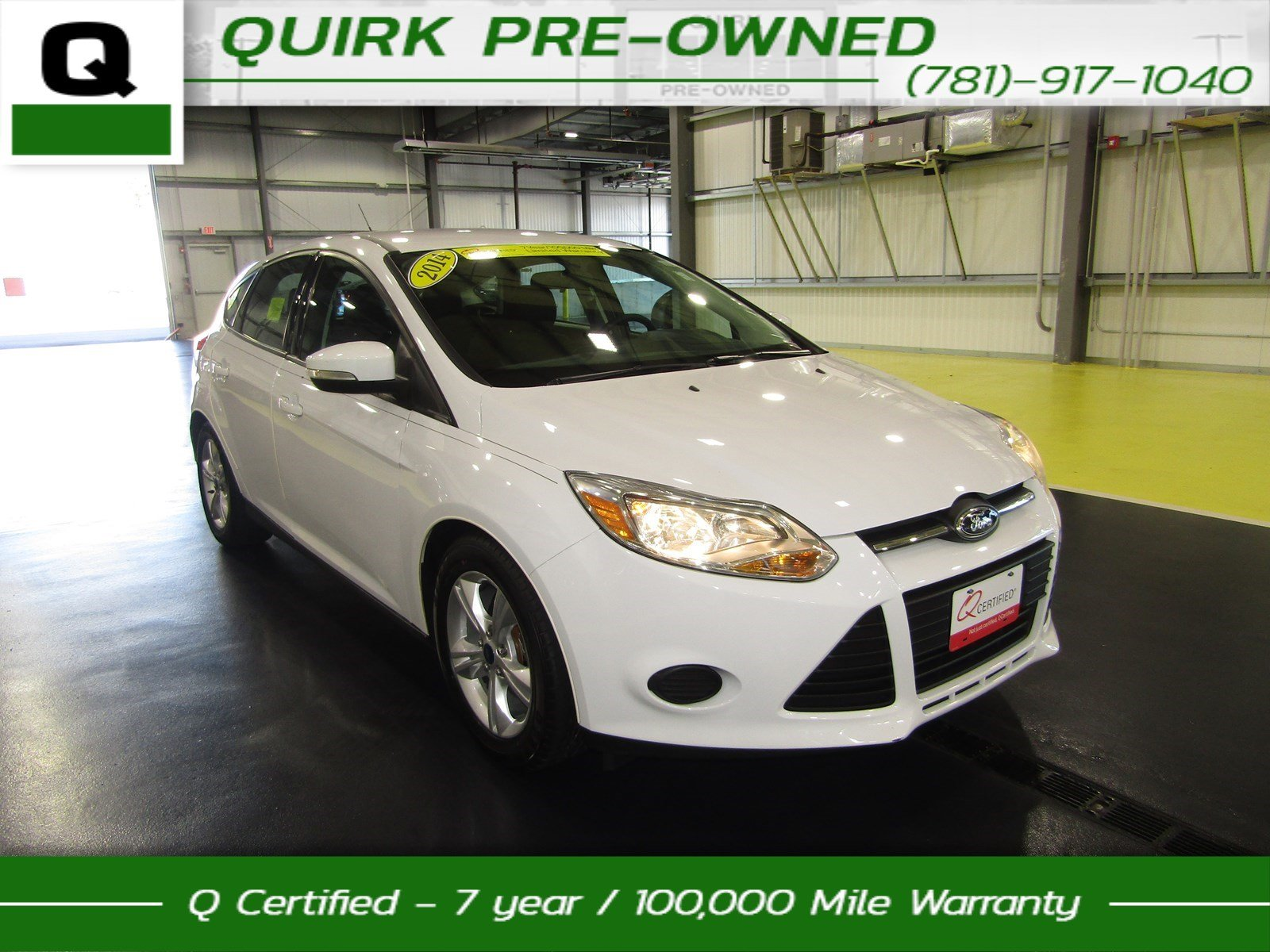 Pre Owned  Ford Focus