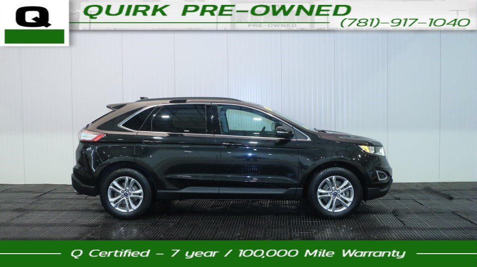 Certified Pre Owned  Ford Edge Sel