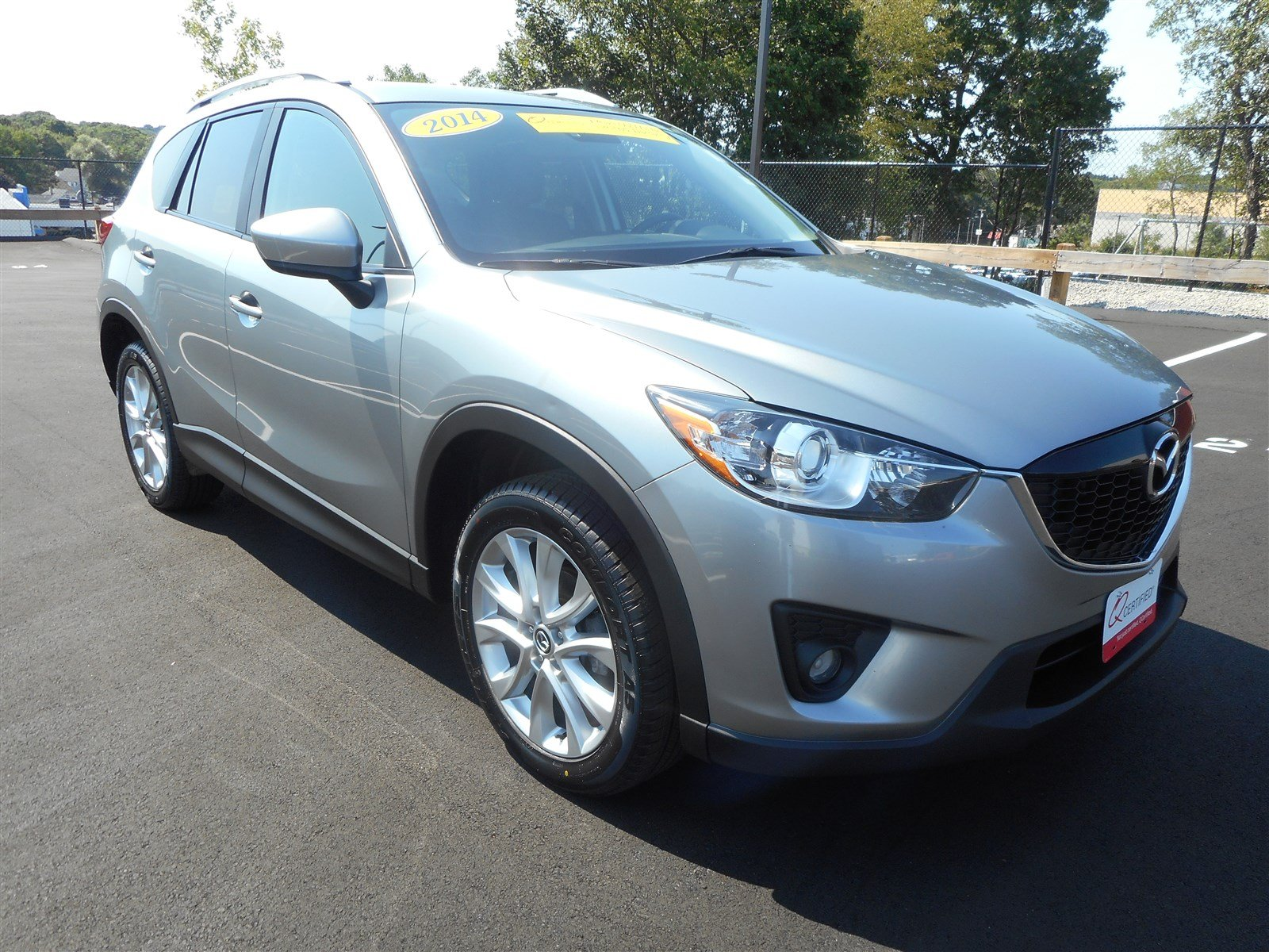 pre owned 2014 mazda cx 5 grand touring sport utility in braintree p19094 quirk pre owned ma. Black Bedroom Furniture Sets. Home Design Ideas
